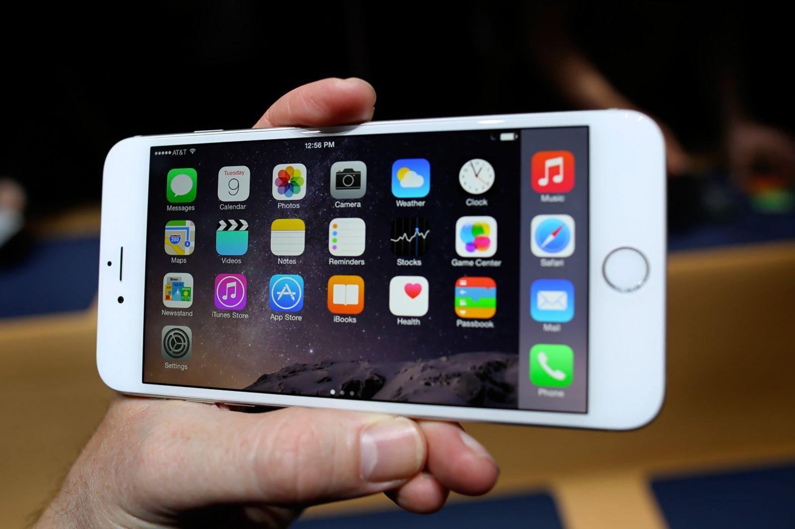 صورة iPhone 6 Plus review