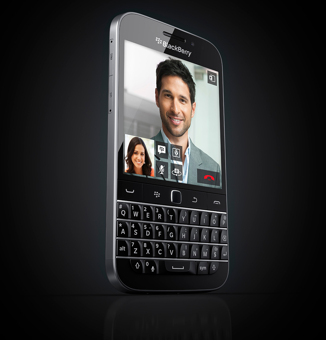 صورة BlackBerry Classic review