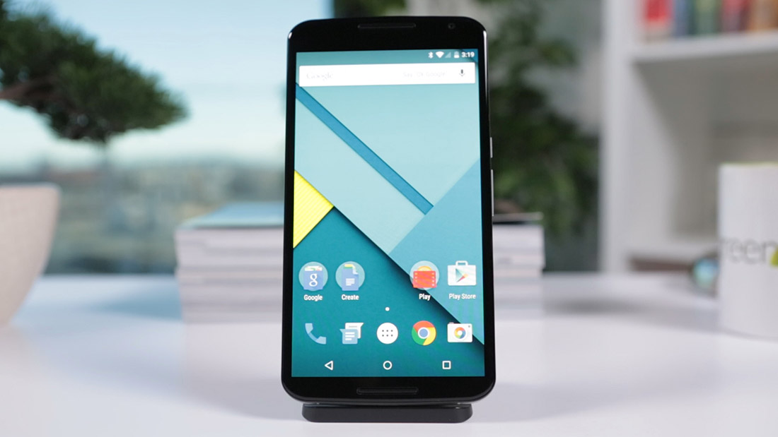 Photo of Nexus 6 review