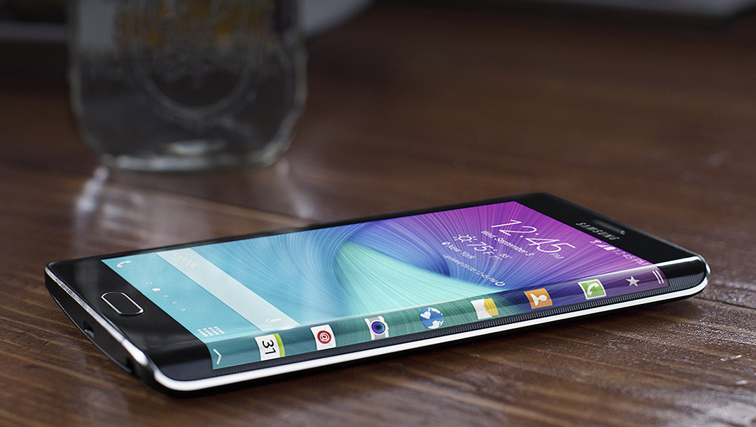 Photo of Samsung Galaxy Note Edge review