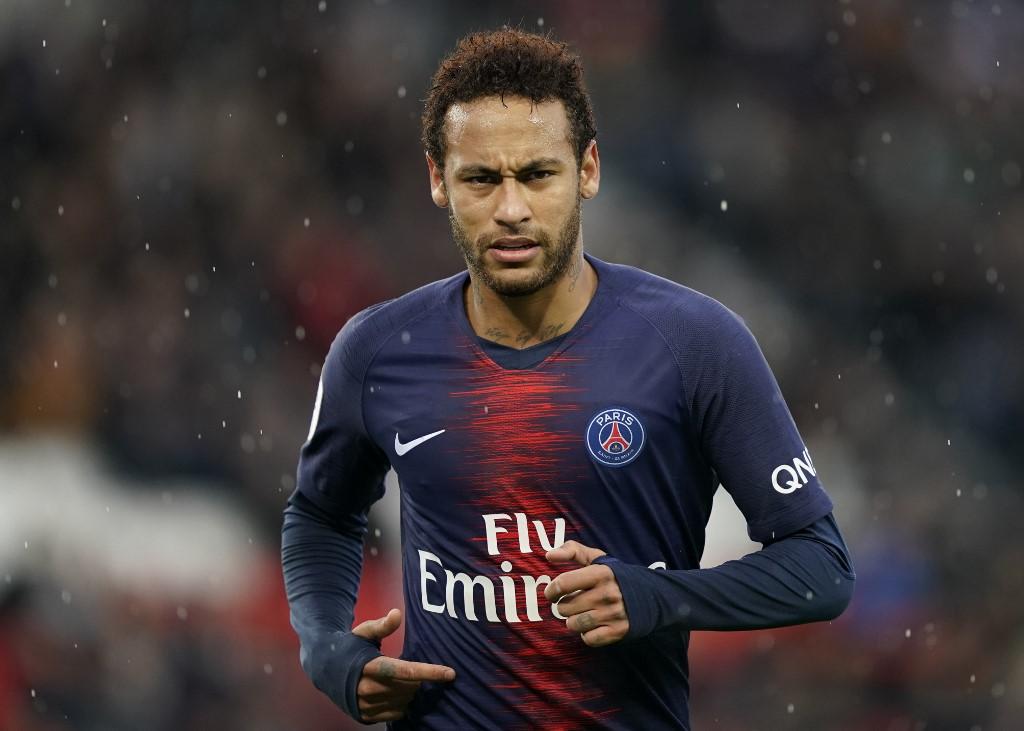 باريس سان جيرمان يرفض راكيتتش ومبلغ مالى لبيع نيمار إلى برشلونة
