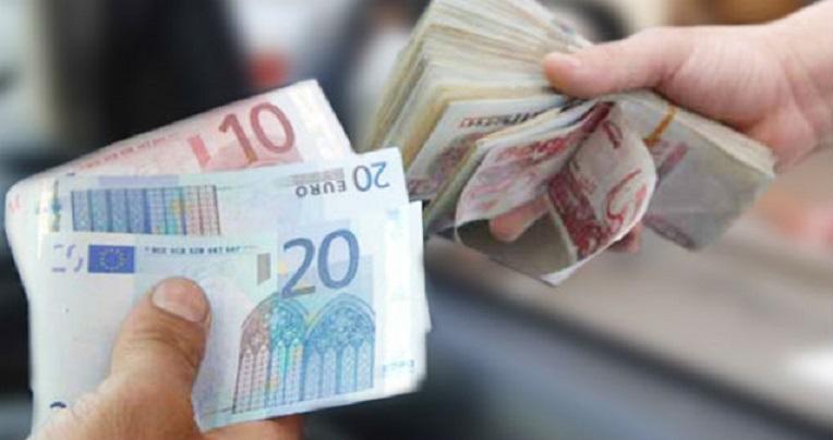صورة سعر اليورو في الجزائر السوق السوداء اليوم الخميس 25-7-2019