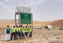 تستخدم المملكة العربية السعودية الطاقة الشمسية لتوليد المياه في اليمن