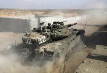 Photo of الجيش الإسرائي يضرب أهدافا جديدة لحماس بعد هجمات صاروخية
