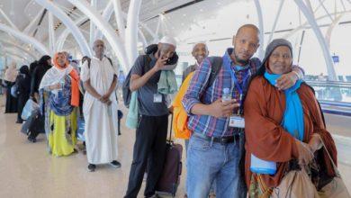 Photo of حجاج الولايات المتحدة يغادرون جدة