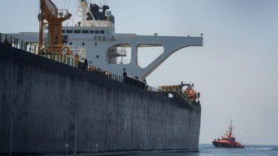Photo of ناقلة النفط الإيرانية التي تتابعها الولايات المتحدة تقول إنها في طريقها إلى تركيا