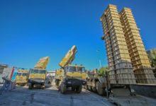 إيران تختبر إطلاق صاروخ جديد
