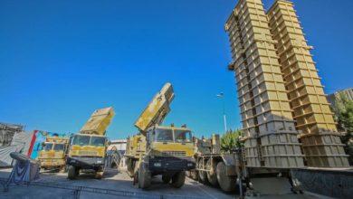 Photo of إيران تختبر إطلاق صاروخ جديد