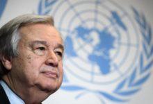 Photo of الامين العام للامم المتحدة يحث العالم على القضاء على الاضطهاد الديني