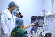 Photo of الفريق الطبي التطوعي التابع لـ KSRelief ينقذ حياة الطفل اليمني (جانا)