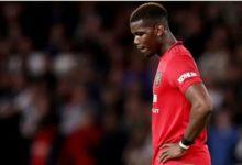 مدرب مانشستر يونايتد يرفض إلقاء اللوم على بوجبا بعد ضربة جزاء