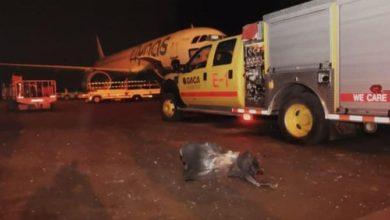 الحوثيون يقصفون مطار أبها بقذيفة لم تؤدى لوقوع ضحايا