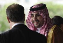 Photo of خالد بن سلمان من السعودية يناقش اليمن مع بومبو