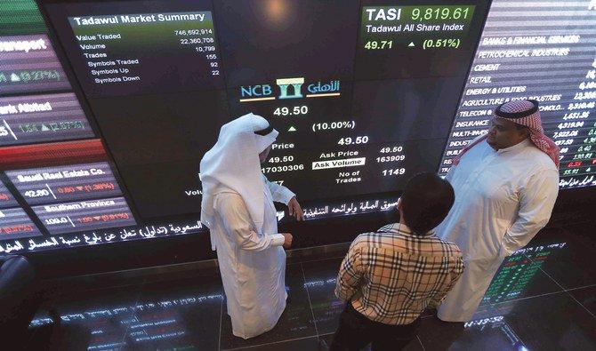تفوقت المملكة العربية السعودية على الشركات الآسيوية العملاقة بتدفق الأسهم الأجنبية بقيمة 18 مليار دولار
