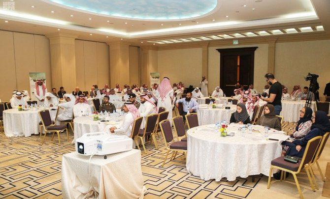 أكثر من 150 متخصص يناقشون كود بناء المساجد السعودي المقترح