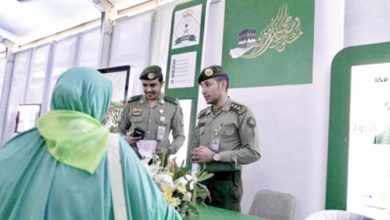 صورة مبادرة سعودية عالية التقنية لتخفيف عبور المطارات للحجاج كللت بالنجاح