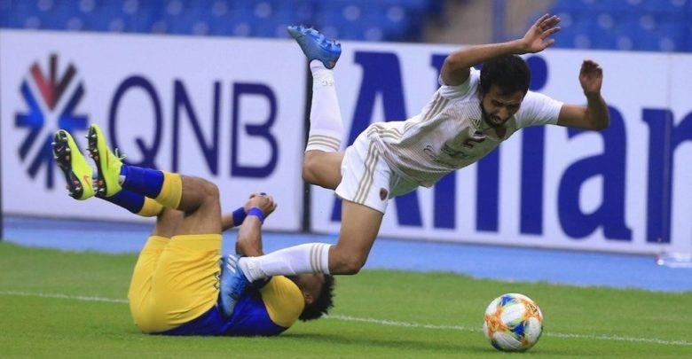 موعد مباراة النصر أمام الوحدة الإماراتي والقنوات الناقلة