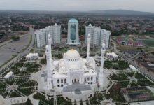 Photo of وزير الشؤون الإسلامية يرأس وفد المملكة العربية السعودية لافتتاح أكبر مسجد في الشيشان