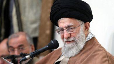 الزعيم الأعلى الإيراني يستبعد إجراء مفاوضات مع الولايات المتحدة