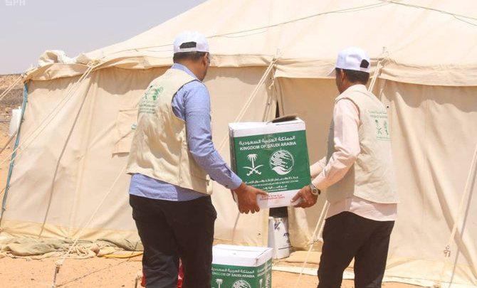 وكالة المعونة السعودية توقع 16 صفقة لمكافحة العمى في جميع أنحاء العالم