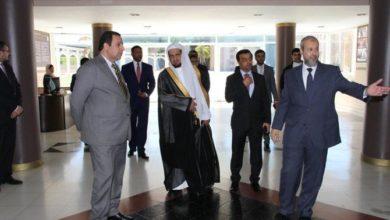 النائب العام السعودي يزور مركز الملك فهد في الأرجنتين