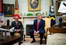 ترامب: يبدو أن إيران كانت وراء هجمات النفط السعودية