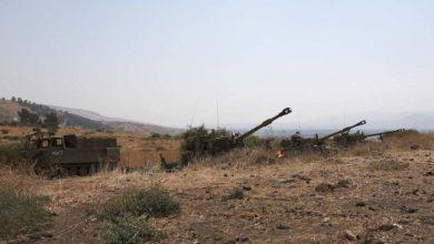 Photo of حزب الله وإسرائيل يتبادلان إطلاق النار على الحدود اللبنانية