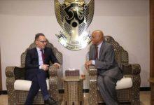 Photo of وزير الخارجية الألماني يصل إلى الخرطوم لإجراء محادثات مع المسؤولين السودانيين