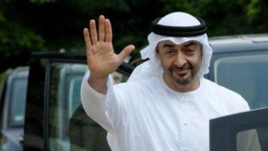 Photo of محمد بن زايد يدعو حمدوك لزيارة الإمارات