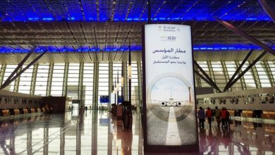 Photo of 72٪ من الركاب راضون عن الخدمات في المطارات السعودية