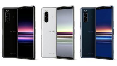 """شركة سوني """"الشركة الرائدة"""" تعلن عن هاتفها Sony Xperia 5"""