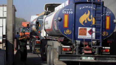 Photo of اسرائيل ترفع القيود المفروضة على الوقود في غزة بعد عودة الهدوء