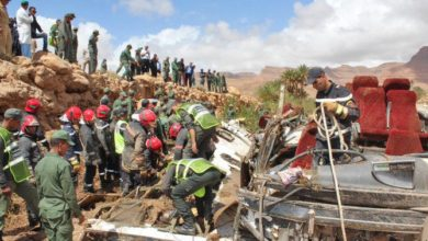 Photo of ارتفاع عدد الحالات التي ضربتها الفيضانات في المغرب إلى 17 قتيلاً