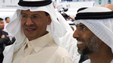 وزير الطاقة الإماراتي يثق في أن وزير الطاقة السعودي الجديد سيعزز الدور السعودي في أوبك