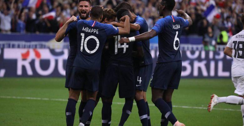 موعد مباراة فرنسا ضد ألبانيا في مباراة سهلة بتصفيات يورو 2020