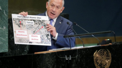 """الوكالة الدولية للطاقة الذرية عثرت على آثار لليورانيوم في """"مستودع ذري"""" لإيران"""