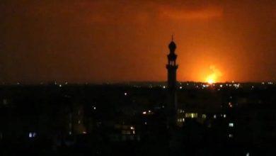 الجيش الإسرائيلي يضرب مواقع لحماس بعد إطلاق صواريخ جديدة على غزة