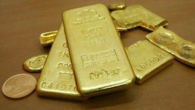 الذهب يتراجع مع آمال التجارة في تعزيز الرغبة في المخاطرة