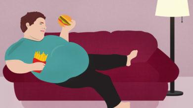 Photo of تأثير السمنة على جسمك وصحتك قد تؤدي للوفاة