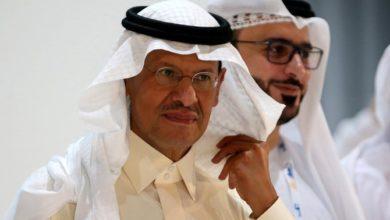صورة وزير الطاقة السعودي: إنتاج النفط استعاد انتاجه بالكامل بعد هجمات أرامكو