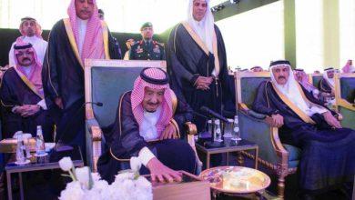 الملك سلمان يفتتح محطة جديدة في مطار الملك عبد العزيز الدولي بجدة