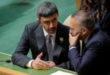Photo of الإمارات والبحرين تحثان قادة العالم على التحرك ضد إيران