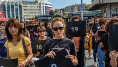 النساء الأتراك يحتشدن ضد تصاعد العنف الذي يستهدفهن