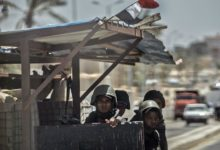 صورة مصر تقول إن قوات الأمن قد قتلت 15 متشددا في سيناء