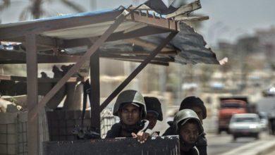 مصر تقول إن قوات الأمن قد قتلت 15 متشددا في سيناء