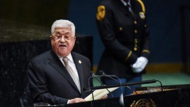 Photo of محمود عباس:  يحذر الأمم المتحدة، بإلغاء الاتفاقيات إذا ضمّت إسرائيل غور الأردن