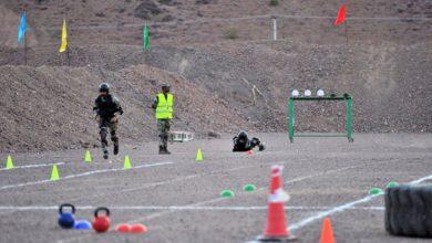 Photo of فريق القوات السعودية يحتل المركز الثاني في ألعاب الشرطة العالمية