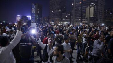 """الرئيس السيسي يقول إن الاحتجاجات """"لا تدعو للقلق"""""""