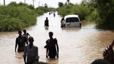 تمثل الفيضانات الرئيسية في السودان التحدي الأول لقائدها الجديد