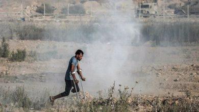 Photo of الجيش الاسرائيلي يضرب غزة بعد أن أوقفت الصواريخ تجمع نتنياهو